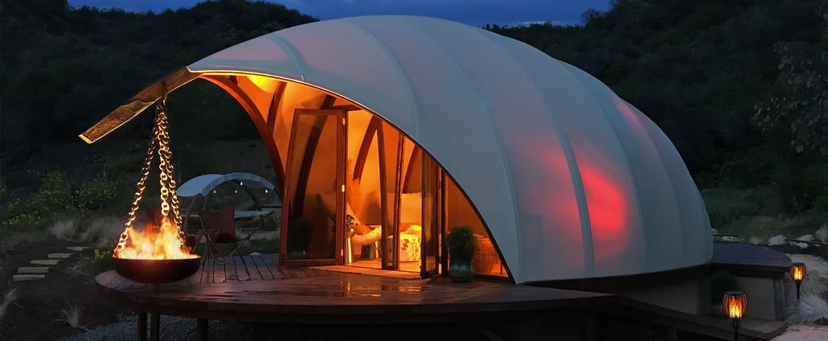 The Gesner Cocoon - Secluded with Amazing Views in Malibu Hero Image in undefined, Malibu, CA