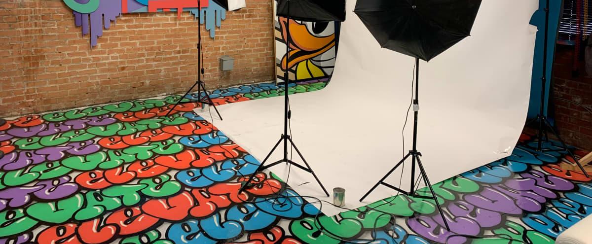 Modern Creative Studio in Oak Cliff in Dallas Hero Image in Oak Cliff, Dallas, TX