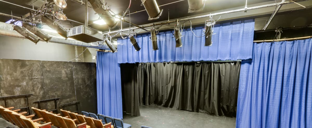 Unique Presentation Auditorium with Full A/V in San Francisco Hero Image in Tenderloin, San Francisco, CA