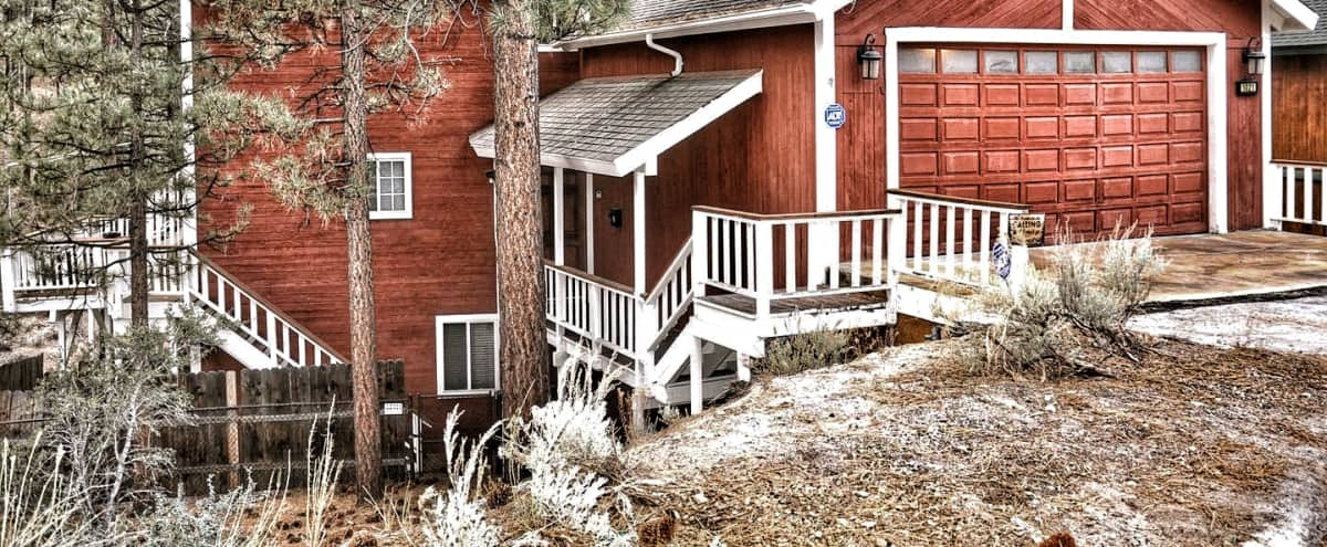 Spacious Luxury Mountain Home on Over Half an Acre Lot in Big Bear City Hero Image in undefined, Big Bear City, CA