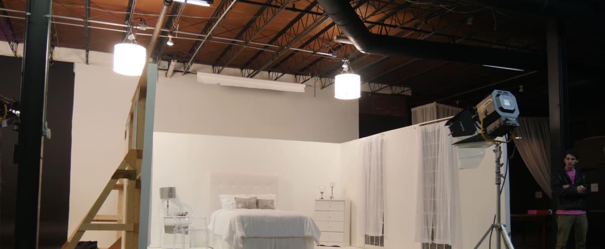 Spacious Production Studio with Cyc Wall + Green Screen | West Midtown in Atlanta Hero Image in Berkeley Park, Atlanta, GA