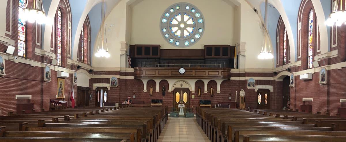 Ornate Church in Rockaway Beach Hero Image in Hammels, Rockaway Beach, NY