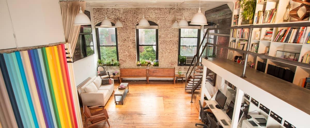 Stunning & Spacious Art Loft! Beautiful Venue! Get Inspired! in Brooklyn Hero Image in Red Hook, Brooklyn, NY
