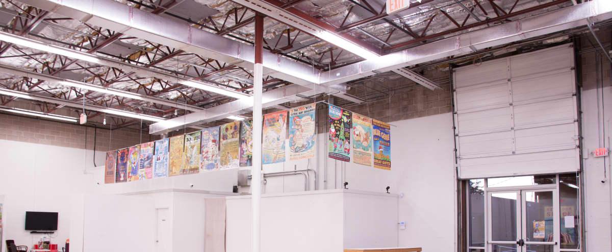 Multi-use, renovated warehouse space in Austin Hero Image in Skyview, Austin, TX