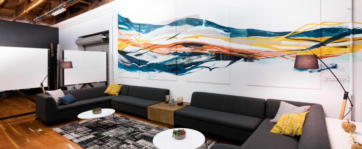 Cozy industrial lounge space in downtown Petaluma in Petaluma Hero Image in undefined, Petaluma, CA
