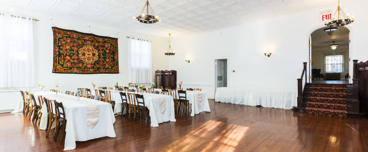 1920's Era Ballroom Wedding Reception in Brooklyn Hero Image in Prospect Park South, Brooklyn, NY