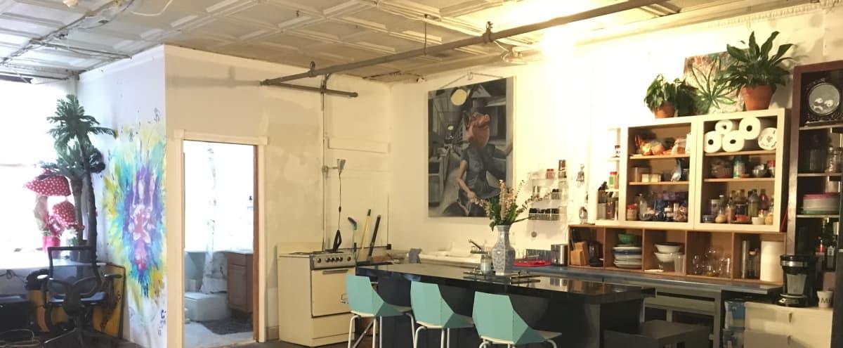 Lofted Downtown Studio in boston Hero Image in Chinatown, boston, MA