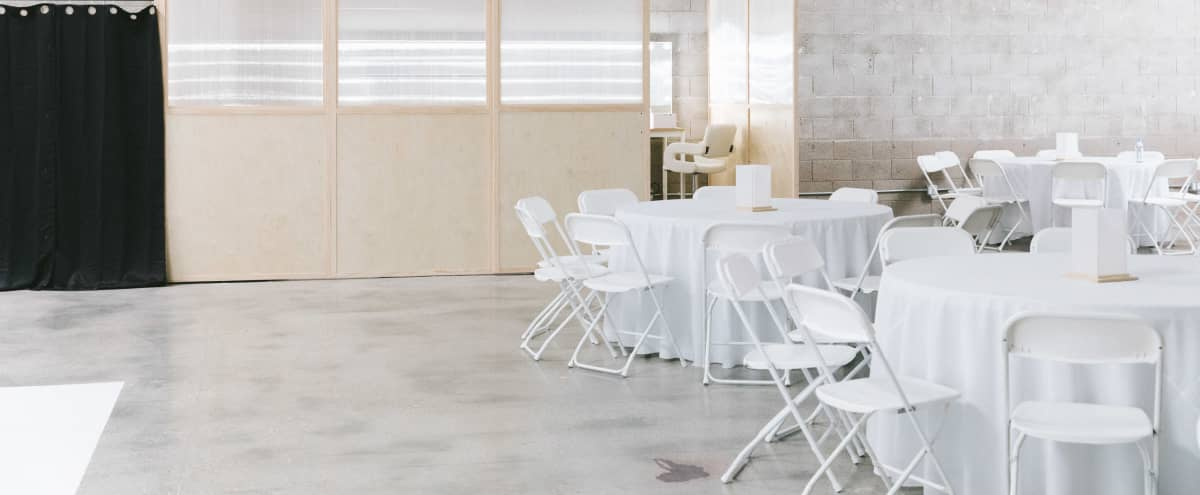 West LA 5000 sq/ft Photo/Video Studio with Natural Light Cyc in Los Angeles Hero Image in Palms, Los Angeles, CA