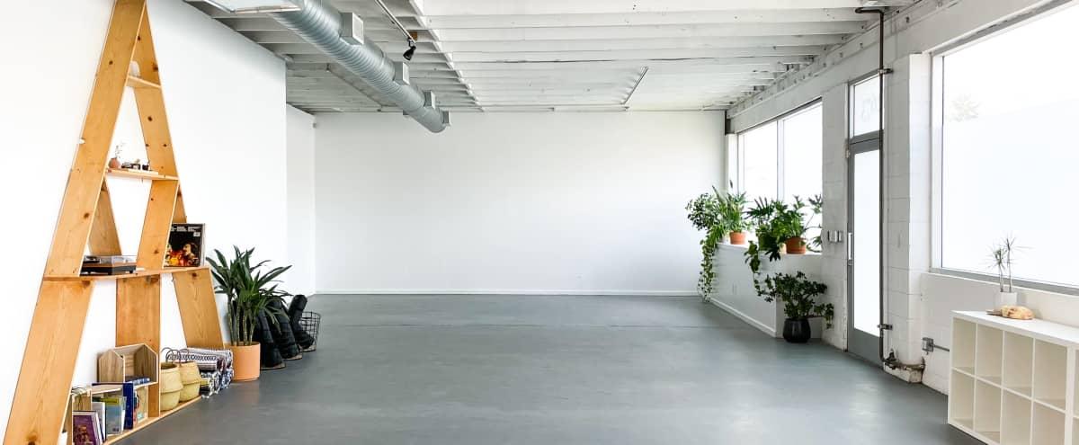 Industrial style studio space in the Culver City Arts District in Los Angeles Hero Image in Art District, Los Angeles, CA