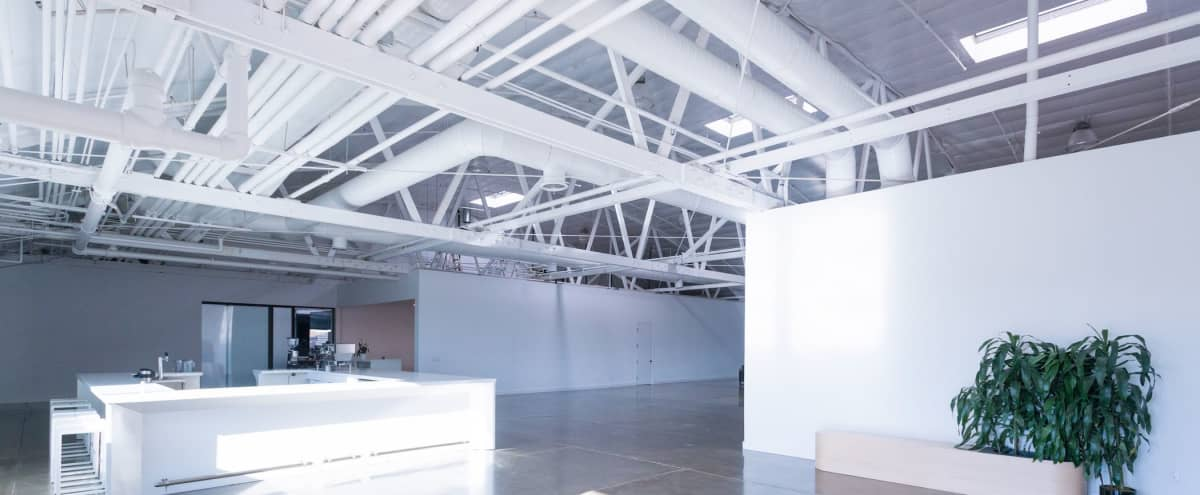 Modern Sleek Coffee Lounge in Los Angeles Hero Image in undefined, Los Angeles, CA