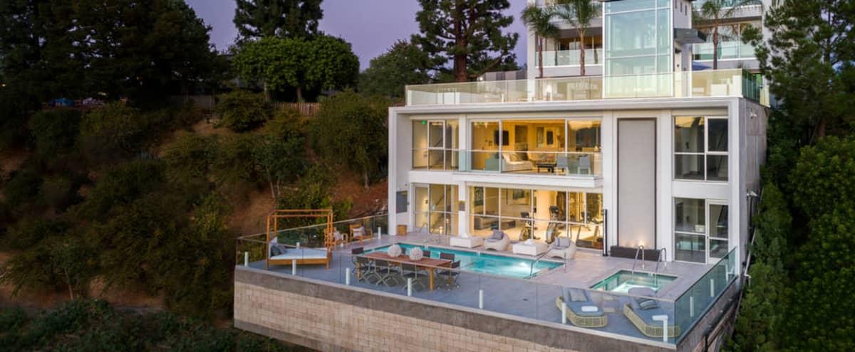 Luxury Bel Air Smart Home w/ Views of Rolling Hills in bel air Hero Image in Bel Air, bel air, CA