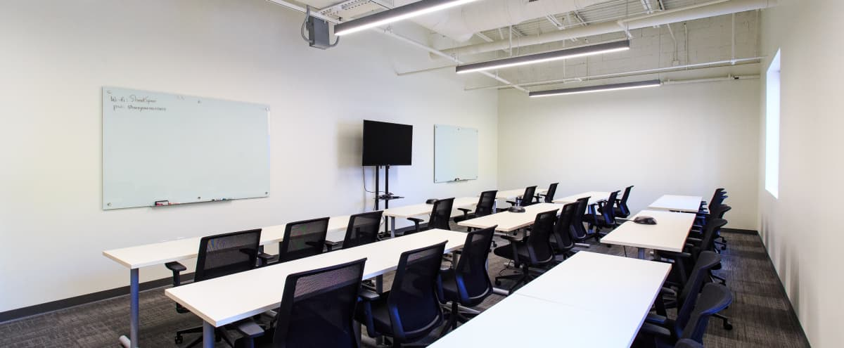 Creative Classroom Space for 20 Located in Augusta in Augusta Hero Image in Downtown, Augusta, GA