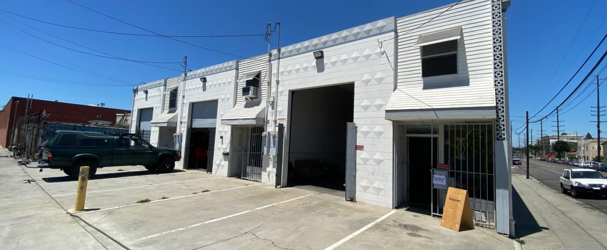 Downtown Industrial Versatile Creative Warehouse in Long Beach Hero Image in Washington, Long Beach, CA