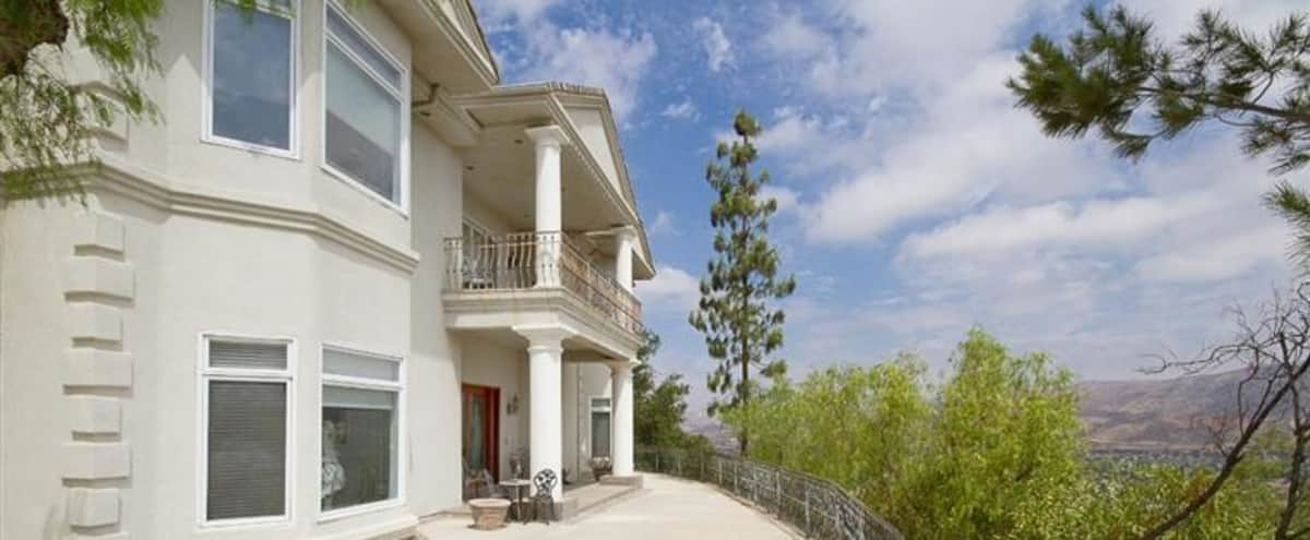 Top of Hill in Santa Susana Knolls with Spectacular Views of Entire Simi Valley. Wonderful Natural Lighting in Simi Valley Hero Image in undefined, Simi Valley, CA