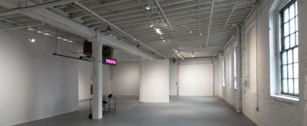 Large Art Gallery in Historic Factory Building in Hoboken Hero Image in undefined, Hoboken, NJ