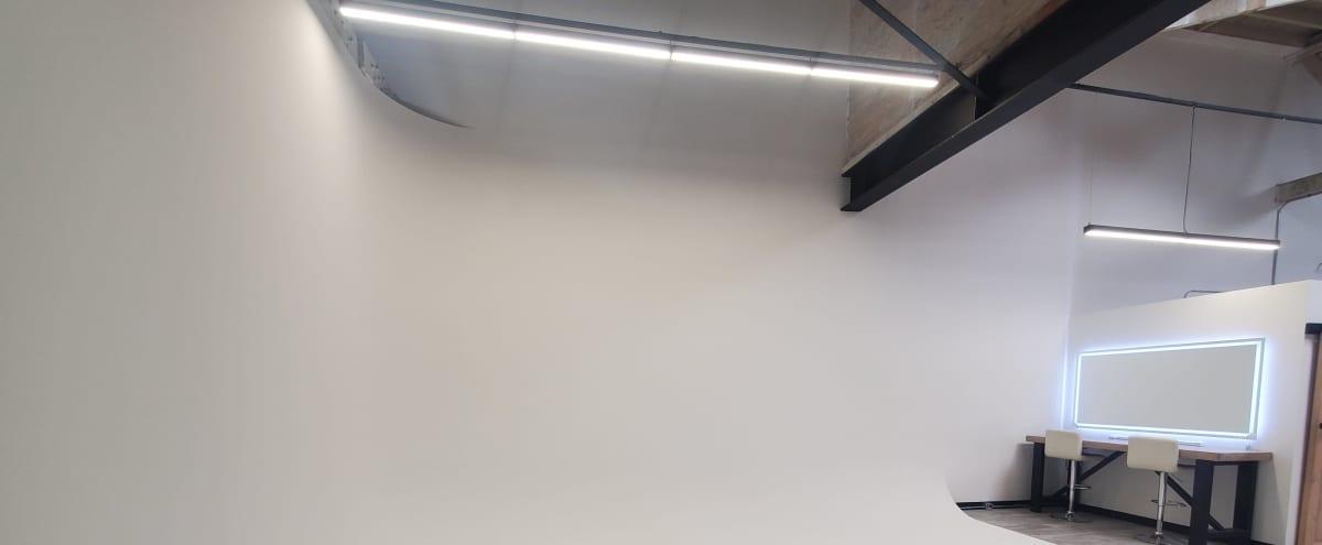 CYC Wall Studio In Downtown LAS Art District in Los Angeles Hero Image in Central LA, Los Angeles, CA