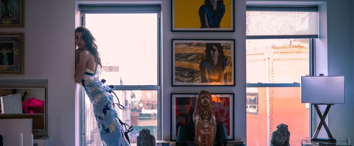 Eclectic and Airy Brooklyn Loft in Brooklyn Hero Image in Bushwick, Brooklyn, NY