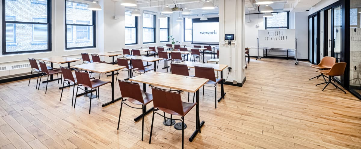 Beautiful Workshop Space Near Times Square And Penn Station in Manhattan Hero Image in Midtown Manhattan, Manhattan, NY