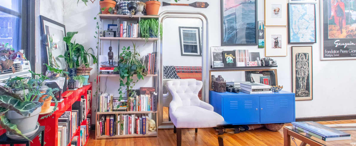 Lovely Artist Loft and Photo Studio in Brooklyn Hero Image in Williamsburg, Brooklyn, NY