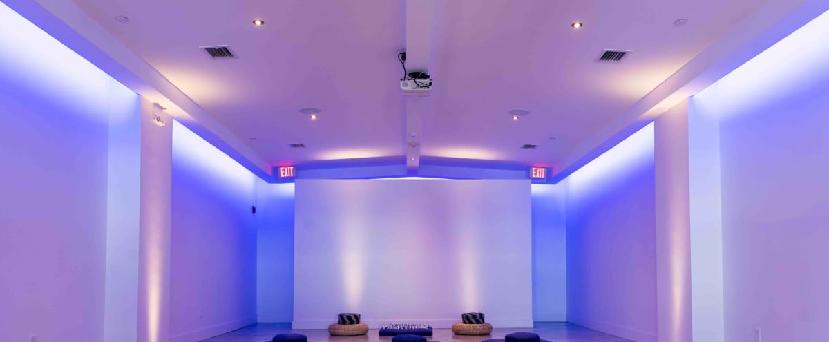 Contemporary & Clean Event Space in Miami Beach Hero Image in Flamingo / Lummus, Miami Beach, FL