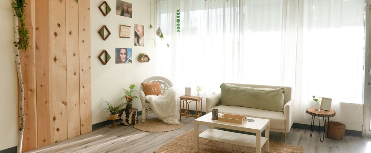 Bright and open studio space with ample natural light. in Simi Valley Hero Image in undefined, Simi Valley, CA