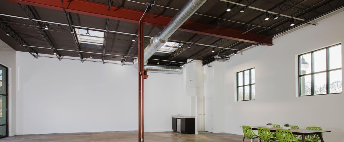 Fully Open, Naturally Lit Event Studio in Atlanta Hero Image in English Avenue, Atlanta, GA