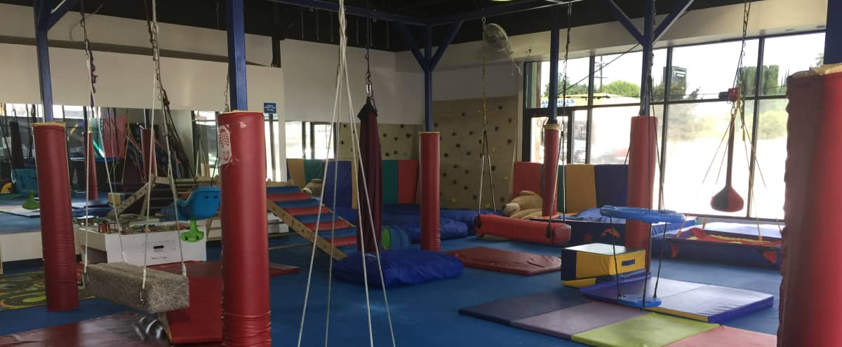 Kids Gym, Therapy Space, Party Venue, Indoor Playground in Woodland Hills Hero Image in Woodland Hills, Woodland Hills, CA