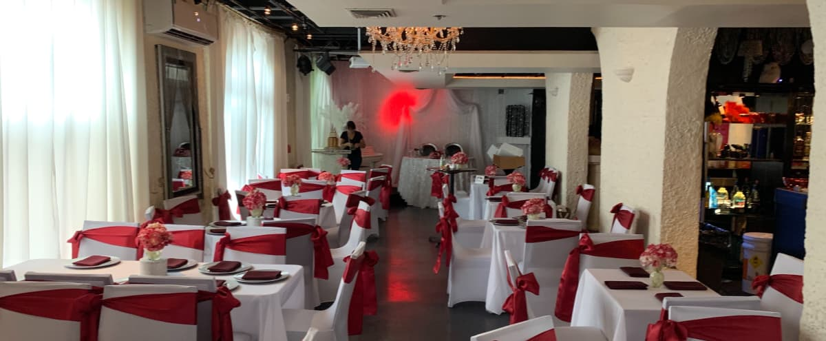 Hollywood Beach Event Hall within walking distance to the beach. over 2400 sq feet, fast wifi, incredible Sound system and more! in hollywood Hero Image in Hollywood Beach, hollywood, FL