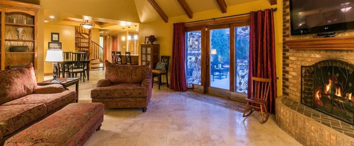 Meeting Retreat: Castle Style Estate Chateau Rose in Las Vegas Hero Image in undefined, Las Vegas, NV