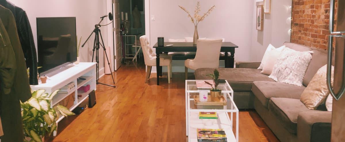 Chic Bushwick Creative Space for Film/Photography in Brooklyn Hero Image in Bushwick, Brooklyn, NY