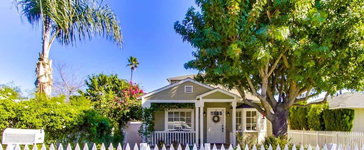 White Picket Fence, All American Home (Updated) in Sherman Oaks Hero Image in Sherman Oaks, Sherman Oaks, CA