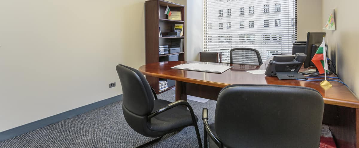 Private Office - Great View! | Magnificent Mile in Chicago Hero Image in Magnificent Mile, Chicago, IL