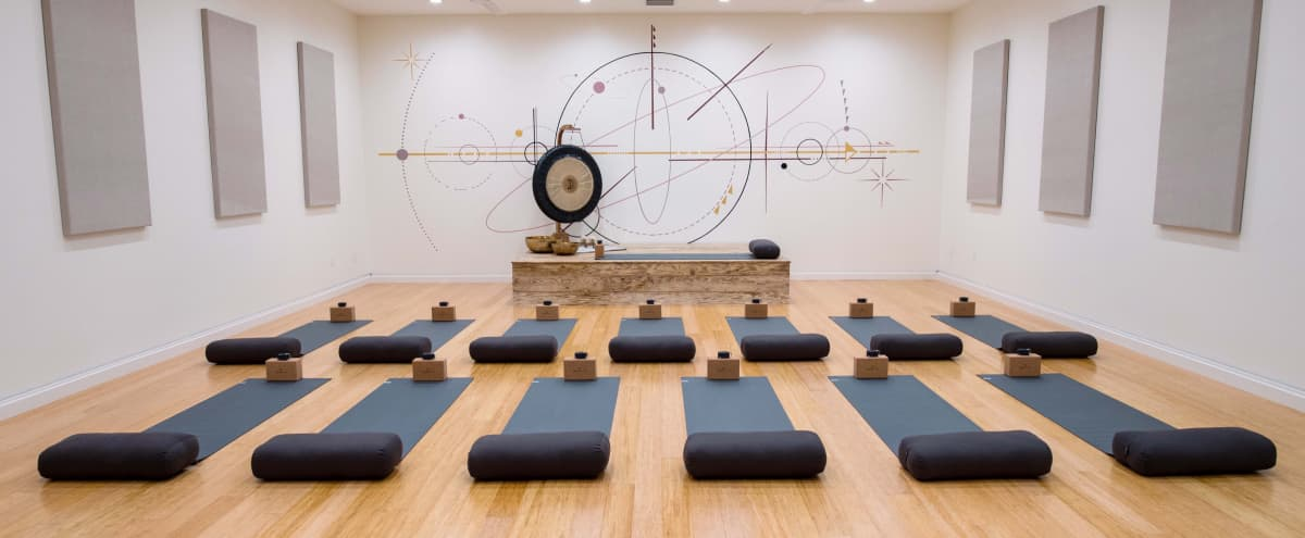 Fairfax District Yoga and Sound Healing Center in Los Angeles Hero Image in Central LA, Los Angeles, CA