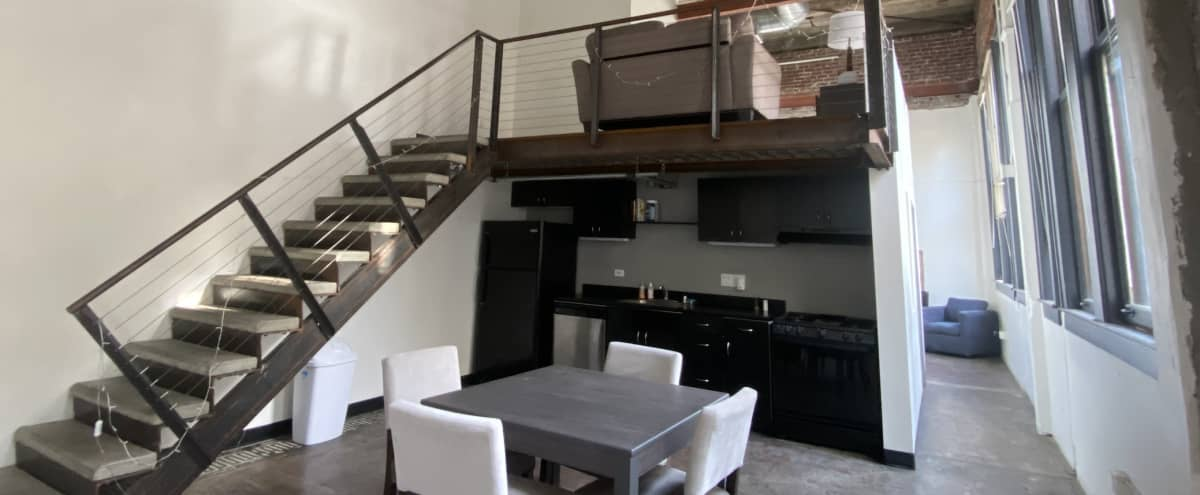 Beautiful Two Story Penthouse DTLA in Los Angeles Hero Image in Central LA, Los Angeles, CA