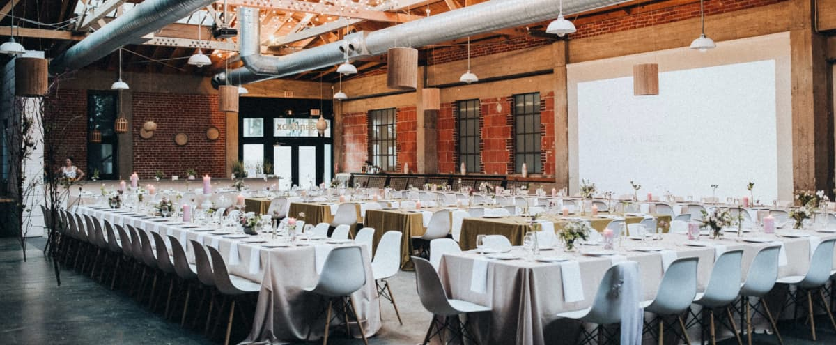 Brick Warehouse with Gorgeous Natural Light in San Diego Hero Image in East Village, San Diego, CA