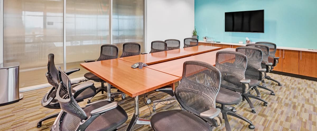 Video Conference Room in the Bank of America Building in Fort Lauderdale Hero Image in Las Olas, Fort Lauderdale, FL