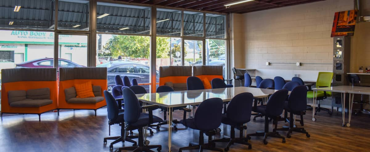 Event Space in Modern Co-Working in San Jose Hero Image in Central San Jose, San Jose, CA