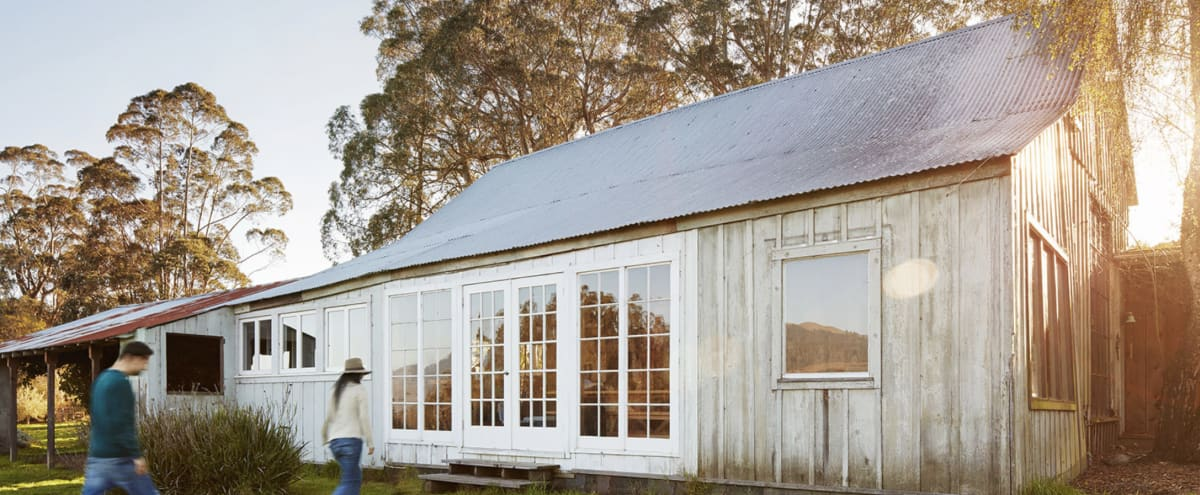 Bluewater Barn in Bolinas in Bolinas Hero Image in undefined, Bolinas, CA