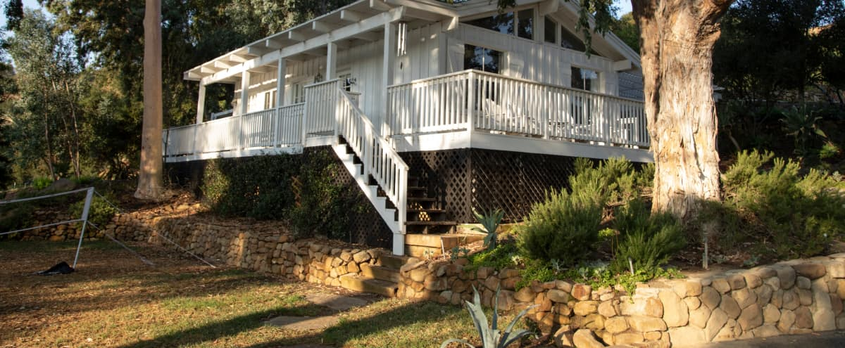 New! The Farmhouse in Topanga in Los Angeles Hero Image in undefined, Los Angeles, CA