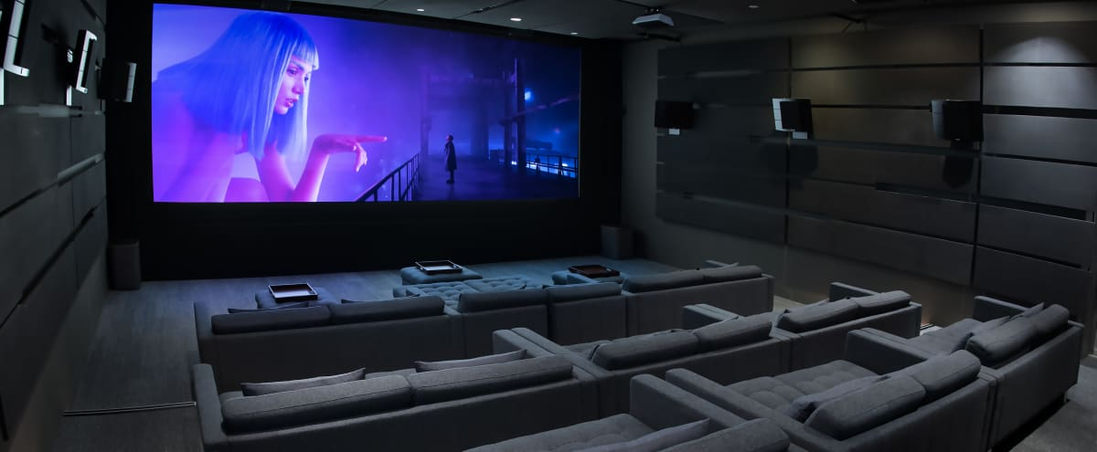 Private Theatre In Hollywood With Latest Tech in Hollywood Hero Image in Hollywood, Hollywood, CA