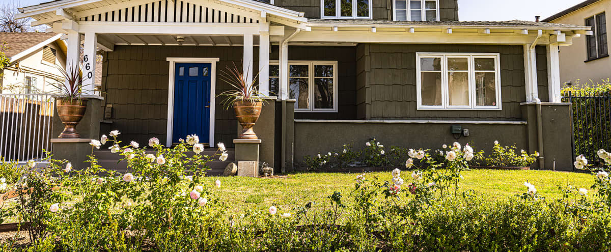 Big Craftsman House in Pasadena in Pasadena Hero Image in Madison Heights, Pasadena, CA