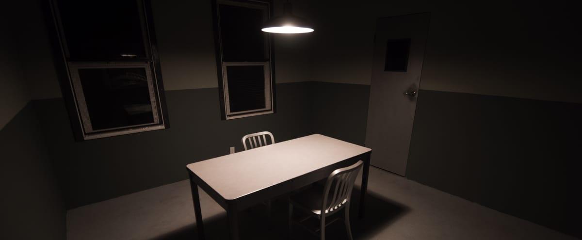 Police Interrogation Room Standing Set in Canoga Park Hero Image in Canoga Park, Canoga Park, CA