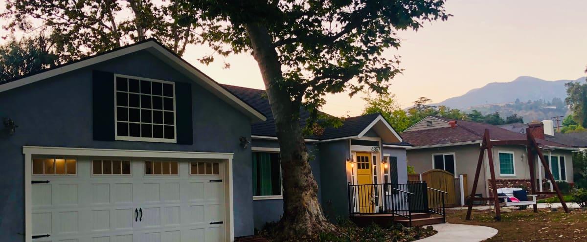 Yellow Door Home in La Canada Flintridge Hero Image in undefined, La Canada Flintridge, CA