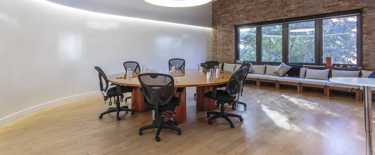 Premium South Loop Conference Room in Chicago Hero Image in South Loop, Chicago, IL