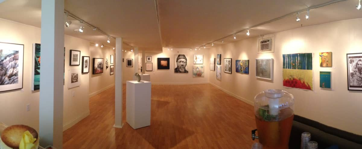Hidden Gem Gallery Space in Northeast Portland in Portland Hero Image in Concordia, Portland, OR
