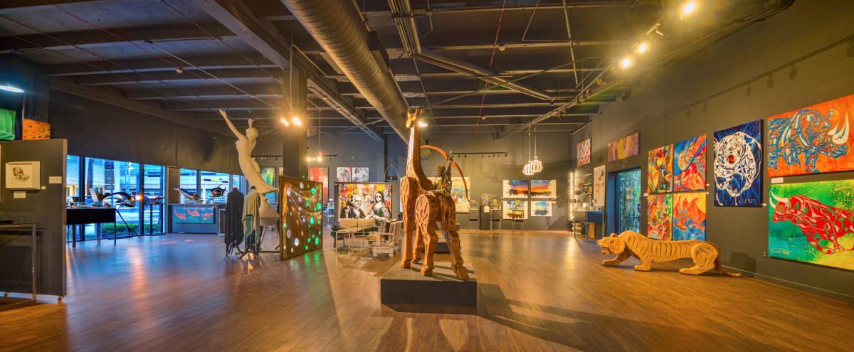 Event Space - Unique Luxury Art Gallery in the Heart of Miami next to the Arsht Center in Miami Hero Image in Downtown Miami, Miami, FL