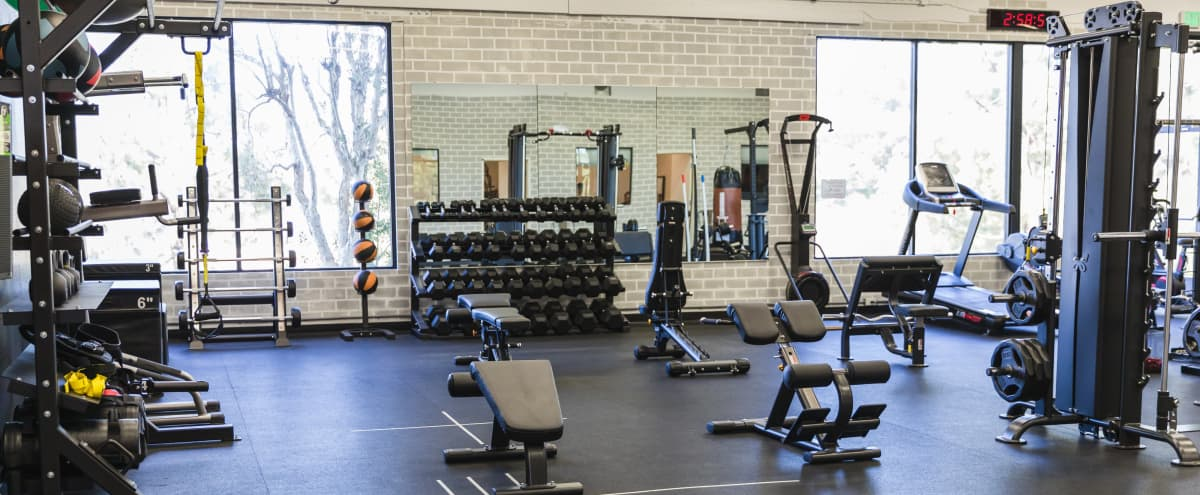 Fitness Training Facility with Excellent Natural Lighting in La Mesa Hero Image in undefined, La Mesa, CA