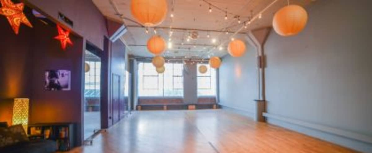 Bright & Tranquil Meeting Space with Dance Classes & Catering Available in San Francisco Hero Image in Potrero Hill, San Francisco, CA