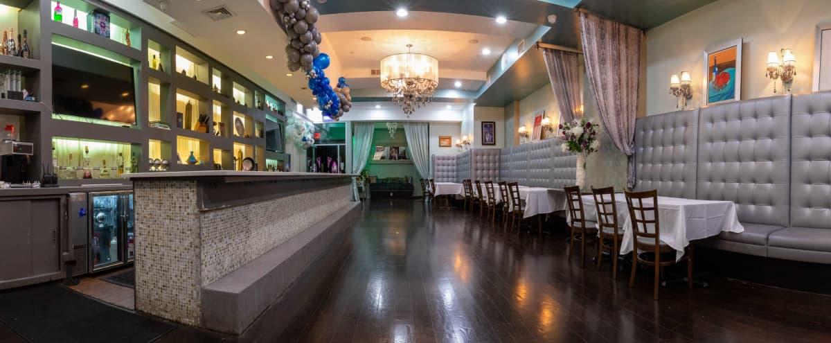 Modern, Upscale Restaurant near JFK in Queens Hero Image in Rosedale, Queens, NY