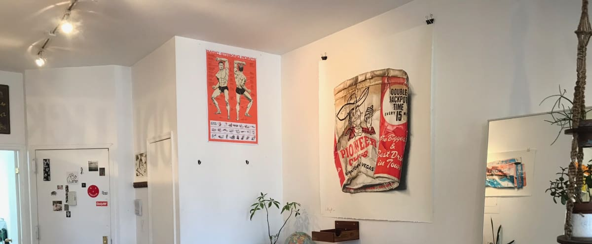 Chinatown Artist Studio in New  York Hero Image in Two Bridges, New  York, NY